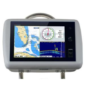 """NavPod GP1036 SailPod Pre-Cut f\/Furuno NavNet TZtouch 14.1"""" Multi Touch f\/9.5"""" Wide Guard [GP1036]"""