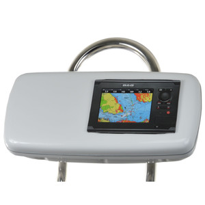 """NavPod GP1040-07 SystemPod Pre-Cut f\/Simrad NSS7 or B&G Zeus Touch 7 & Space On The Left f\/9.5"""" Wide Guard [GP1040-07]"""