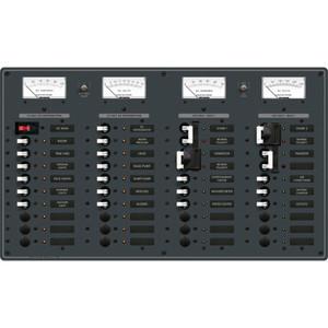 Blue Sea 8186 AC 2 Sources + 12 Positions\/DC Main + 19 Positions [8186]