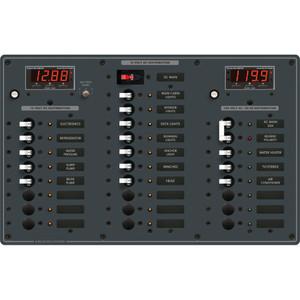Blue Sea 8408 AC Main + 6 Positions \/ DC Main + 18 Positions [8408]