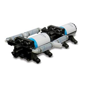 SHURFLO High Flow Dual Pump System - 12 VDC, 10.0 GPM [4558-153-E75]