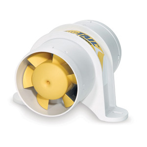 "SHURFLO YELLOWTAIL 3"" Marine Blower - 12 VDC, 120 CFM [277-3110]"