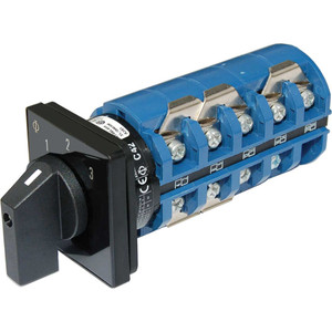 Blue Sea 9077 Switch, AC 240VAC 63A OFF +3 Positions [9077]