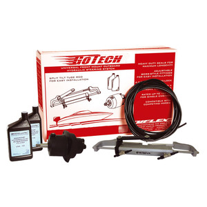 UFlex GoTech 1.0 Universal Front Mount Outboard Hydraulic Steering System [GOTECH 1.0]