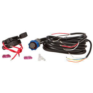 Lowrance PC-265BL Power Cable [99-98]