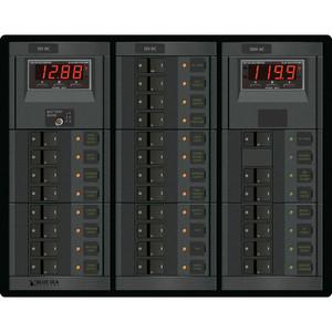 Blue Sea 1218 12V DC Main + 19 Positions \/ 120V AC Main + 6 Positions [1218]