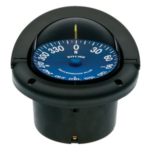 Ritchie SS-1002 SuperSport Compass - Flush Mount - Black [SS-1002]