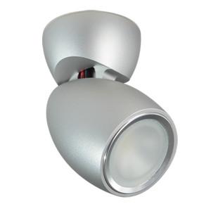 Lumitec GAI2 - Positionable Light - Brushed Housing [111807]
