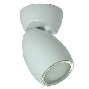 Lumitec GAI2 - Positionable Light - Spectrum - White Housing [111827]