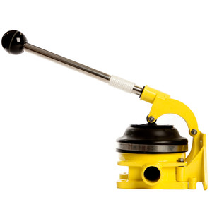 Whale Gusher 10 Manual Bilge Pump Thru Deck\/Bulkhead Mount [BP3740]