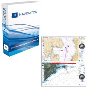 Nobeltec TZ Navigator Software - Digital Download [TZ-100]