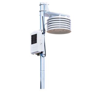 Davis Temperature\/Humidity Sensor w\/24-Hour Fan Aspirated Radiation Shield [6832]