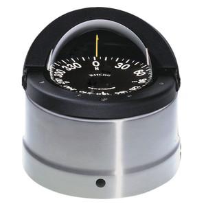 Ritchie DNP-200 Navigator Compass - Binnacle Mount - Polished Stainless Steel\/Black [DNP-200]