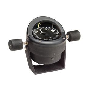 Ritchie HB-845 Helmsman Steel Boat Compass - Bracket Mount - Black [HB-845]