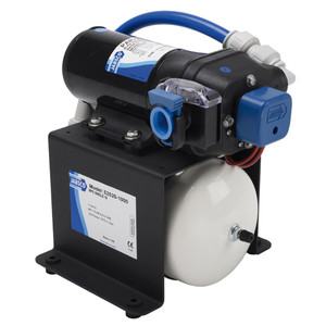 Jabsco Sinlge Stack Water System - 4.8 GPM - 40PSI - 12V [52520-1000]