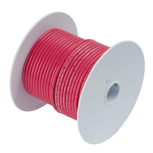 Ancor Red 1 AWG Tinned Copper Battery Cable - 300' [115530]