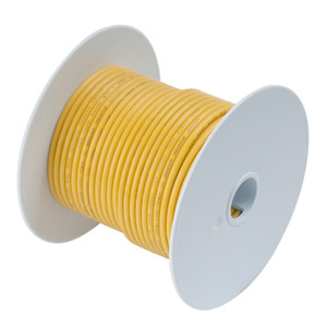 Ancor Yellow 1 AWG Tinned Copper Battery Cable - 300' [115930]