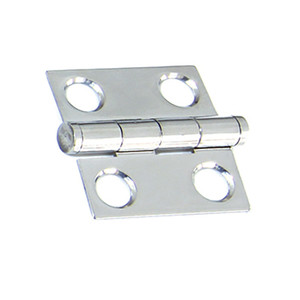 "Tigress Heavy-Duty Bearing Style Hinge - 1-1\/2"" x 1-1\/2"" [21178]"