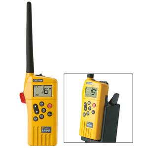 Ocean Signal SafeSea V100 GMDSS VHF Radio - 21 Channels w\/Battery Kit [720S-00614]