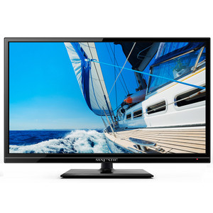 "Majestic 19"" LED 12V HD TV w\/Built-In Global Tuners - 1x HDMI [LED194GS]"