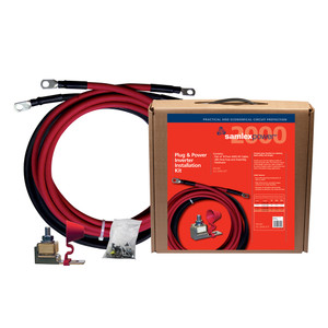 Samlex 200A Inverter Installation Kit f\/2000W Inverter [DC-2000-KIT]