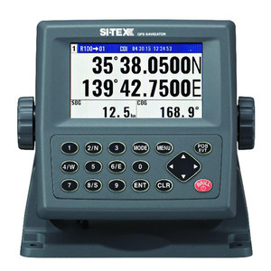 SI-TEX GPS-915 Receiver - 72 Channel w\/Large Color Display [GPS915]