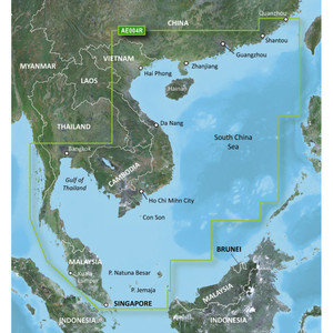 Garmin BlueChart g2 Vision HD - VAE004R - Hong Kong\/South China Sea - microSD\/SD [010-C0879-00]
