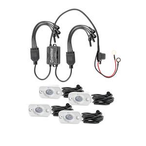 HEISE RBG Accent Light Kit - 4 Pack [HE-4MLRGBK]