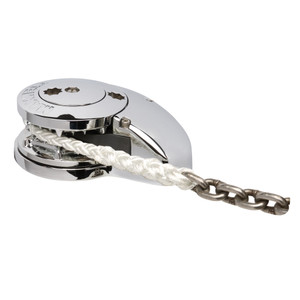 """Maxwell RC10\/10 12V Automatic Rope Chain Windlass 3\/8"""" Chain to 5\/8"""" Rope [RC101012V]"""