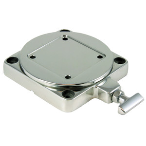 Cannon Stainless Steel Low Profile Swivel Base [1903002]