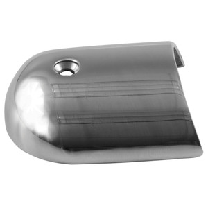 "TACO Rub Rail End Cap - 1-7\/8"" - Stainless Steel [F16-0039]"