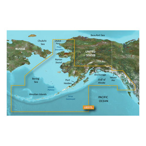 Garmin BlueChart g2 Vision HD - VUS517L - Alaska South - microSD\/SD [010-C0887-00]