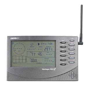 Davis Vantage Pro2 Wireless Console\/Receiver - 2nd Station [6312]