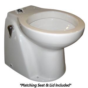 Raritan Atlantes Freedom - Household Style - White - Freshwater Solenoid - Toilet Control - 12V [AVHWF01203]