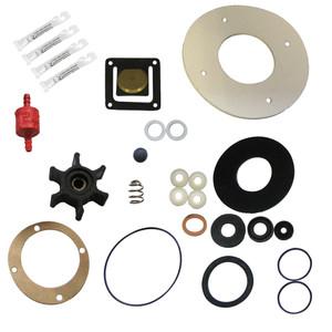 Raritan Crown Head Standard Repair Kit [CHRK]