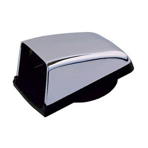 "Perko Chromalex Cowl Vent - 3"" Duct - Chrome Plated Zinc [1312DP0CHR]"