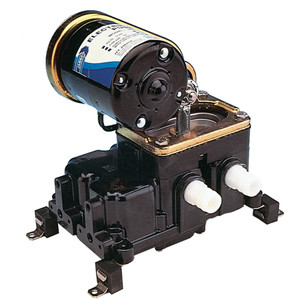 Jabsco 36600 Belt Driven Diaphragm Bilge Pump 24V [36600-0010]