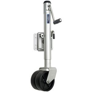 Fulton Dual Wheel 1,500 lbs. Bolt-Thru Swivel Jack [XPD15L0101]