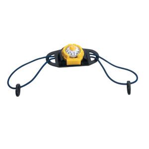 Ritchie X-11Y-TD SportAbout Compass w\/Kayak Tie-Down Holder - Yellow\/Black [X-11Y-TD]