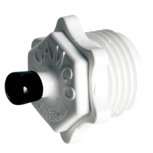Camco Blow Out Plug - Plastic - Screws Into Water Inlet [36103]
