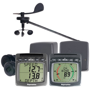 Raymarine Wireless Speed Depth Wind NMEA System [T104-916]