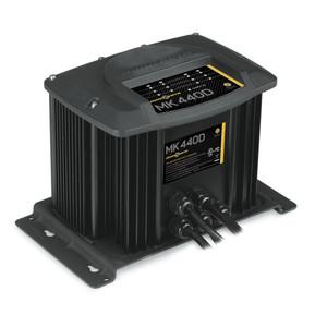 Minn Kota MK-440D 4 Bank x 10 Amps [1824405]