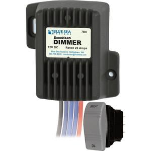 Blue Sea 7508 DeckHand Dimmer - 25 Amp\/12V [7508]