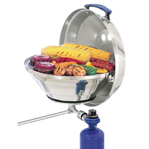 "Magma Marine Kettle Gas Grill Original 15"" w\/Hinged Lid [A10-205]"