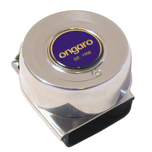 Ongaro SS Mini Compact  Single Horn - 12V [10036]