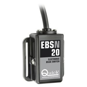 Quick EBSN 20 Electronic Switch f\/Bilge Pump - 20 Amp [FDEBSN020000A00]