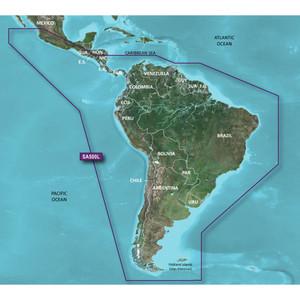 Garmin BlueChart g2 HD - HXSA500L - South America - microSD\/SD [010-C1067-20]