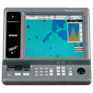 SI-TEX TRAWLPLOT 12 SD Color Chartplotter w\/WAAS Receiver [TRAWLPLOT 12]