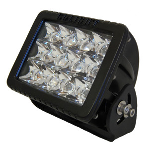 Golight GXL Fixed Mount LED Floodlight - Black [4421]