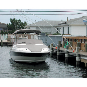 Monarch Nor'Easter 2 Piece Mooring Whips f\/Boats up to 23' [MMW-IE]